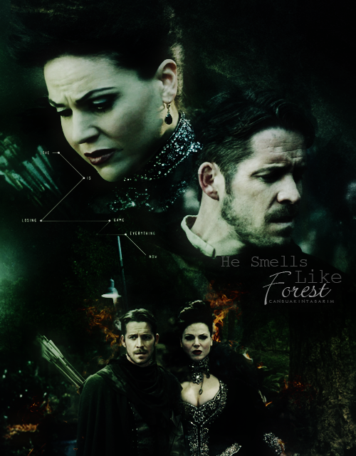 Outlaw Queen by CansuAkn