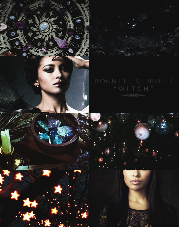 Bonnie Bennett TVD by CansuAkn
