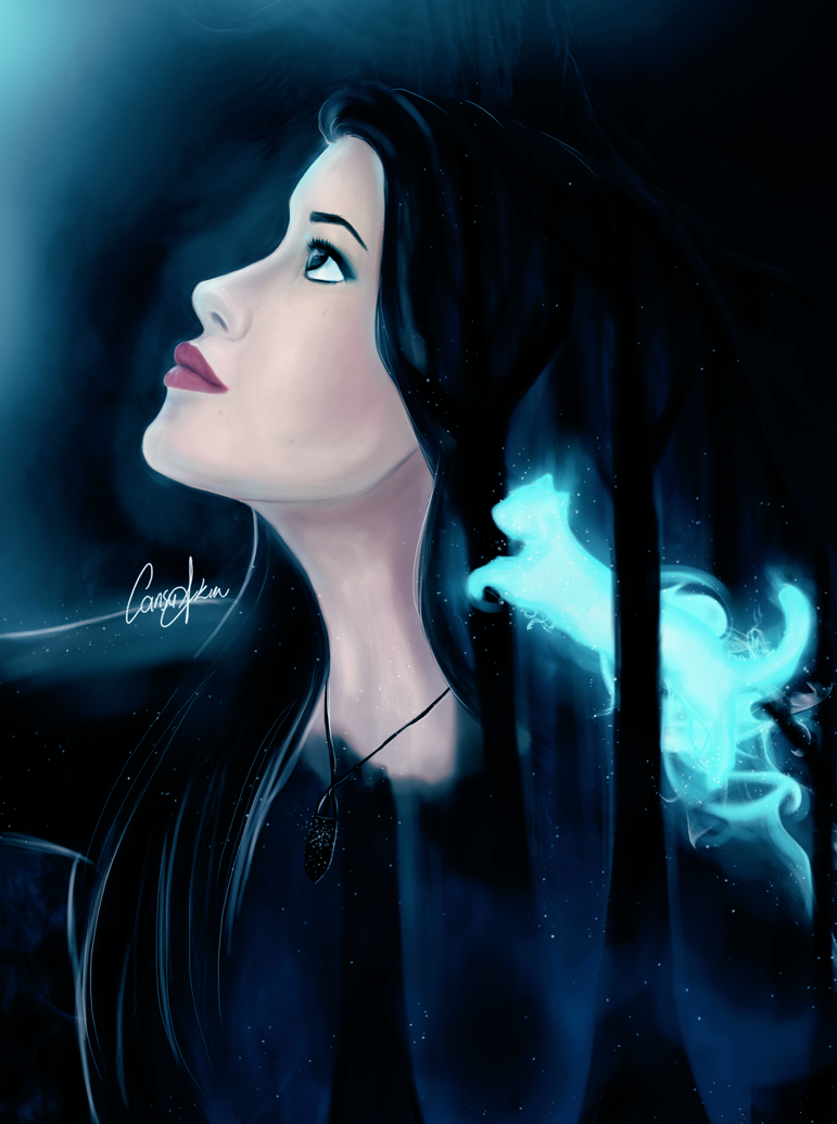 Expecto Patronum by CansuAkn