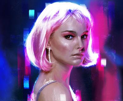Natalie Portman/Closer