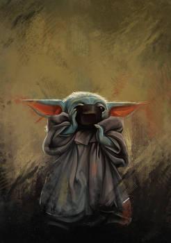 baby yoda - the child