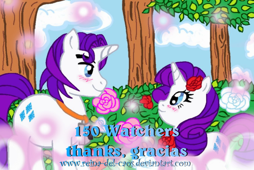 150 WATCHERS by reina-del-caos