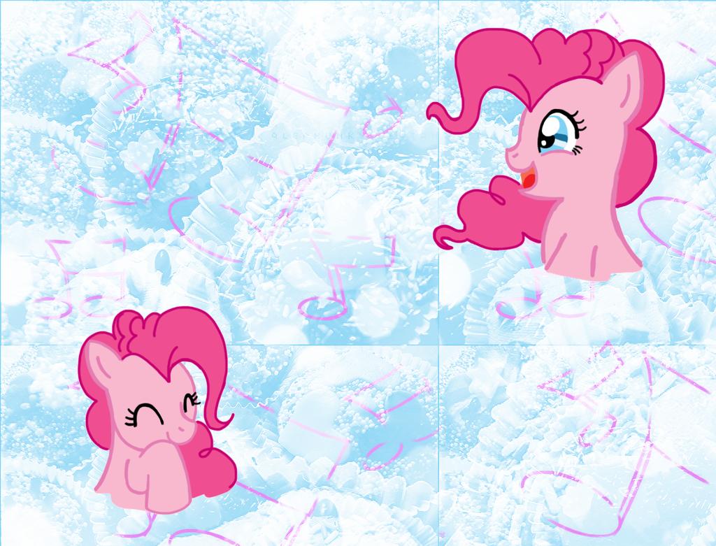 Trabajando en el especial de Pinky y Berry by reina-del-caos