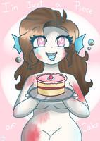Im Just A Piece Of Cake (Nudity) by xXKaxyXx