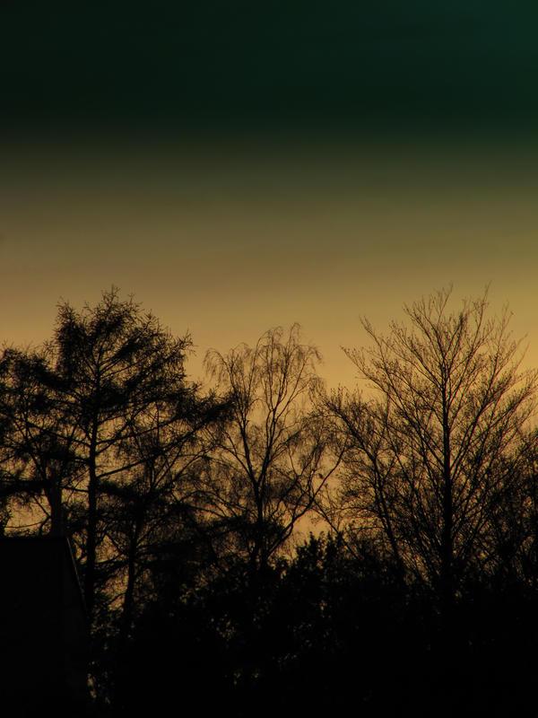 In The Evening by BadButNotSad