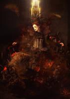 Vampire's destruction game