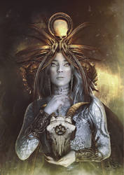 The Sorceress - La hechicera