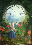 Alice in Wonderland return