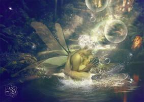 Fairy Love by Quijuka