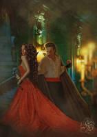 Phantom of the Opera by Quijuka