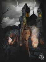 Vampires revenge by Quijuka