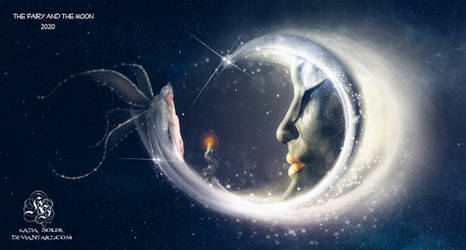 The Fairy and the Moon