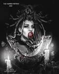 The vampire portrait