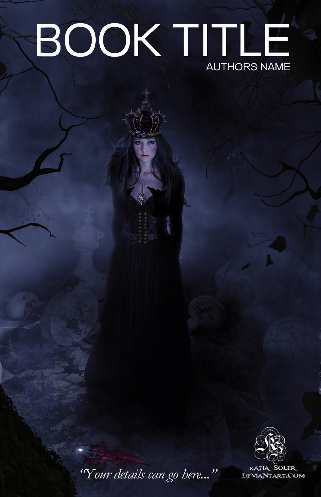 The Black Queen - Book Cover