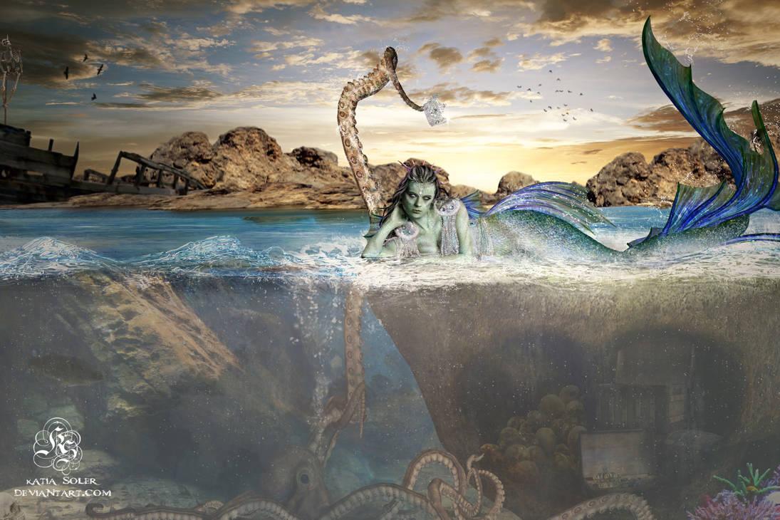 Siren by Quijuka