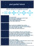 Pixel Sparkle Tutorial