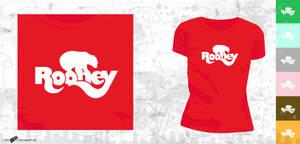 Rooney Shirt Design by J-Ro-20