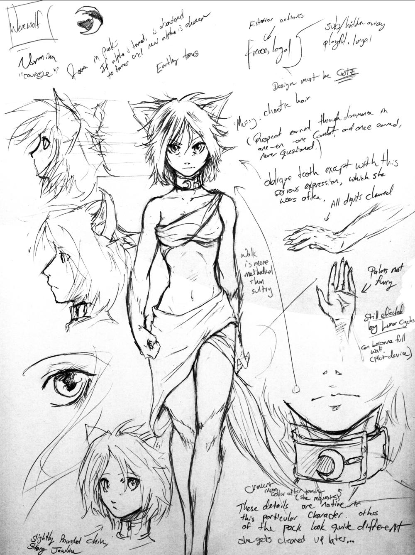 Ilia concept 1 by AphexAngel