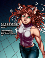AG issue 2 announce by AphexAngel