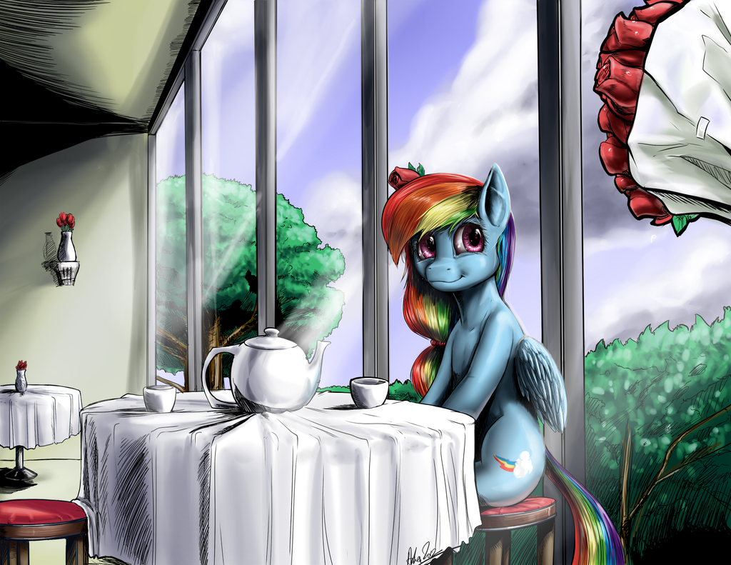 Dash commission by AphexAngel
