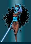 Aayla Secura by Revolver Comics