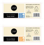 BBB Shade Labels