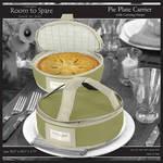 Pie Carrier Photo Cardboard