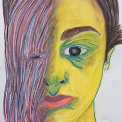Self Portrait 4 by barbanimates