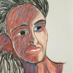 Model Portrait by barbanimates