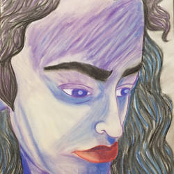 Self Portrait 5 by barbanimates