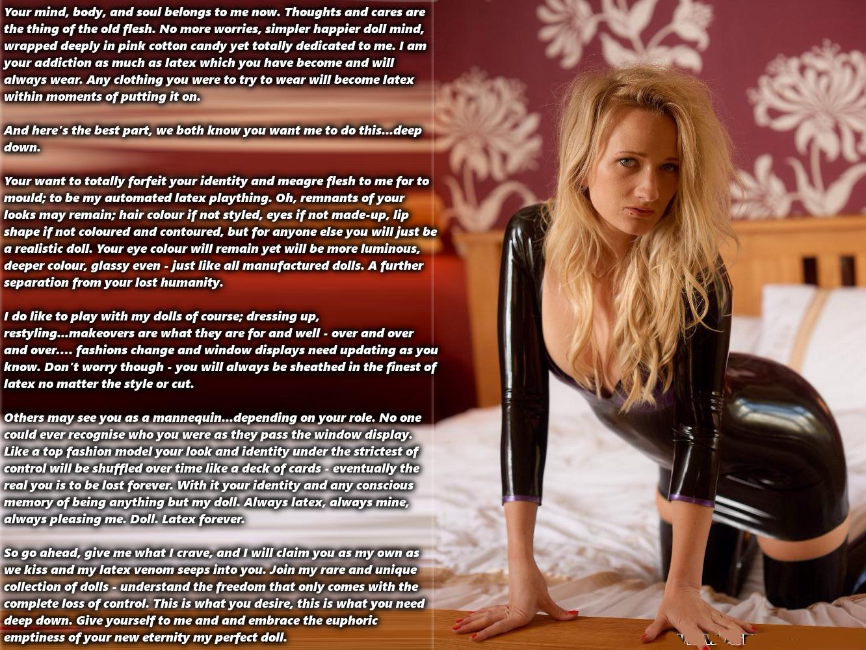 image Progression of a blackmail bitch