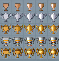 Tutorial: How to draw Trophies by oni1ink