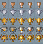 Tutorial: How to draw Trophies