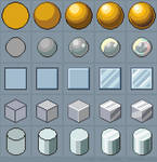 Tutorial: How to draw Shiny Materials