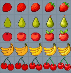 Tutorial: How to draw Fruits