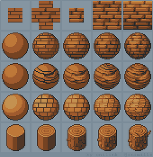 Tutorial: How to draw Wood