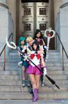 Outer Senshi - the family