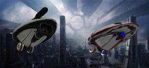 Cameras Models for XNALara by Melllin