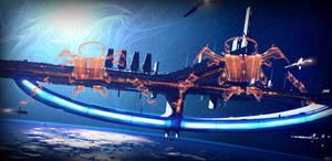 Tech Armor from Mass Effect 3 for XNALara