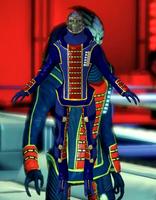 Lantar Sidonis from Mass Effect 2 for XNALara by Melllin