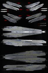 Alliance Dreadnought - HR remake by Melllin