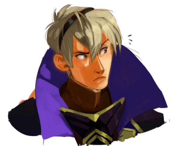 Fire emblem Leo by HandTouch