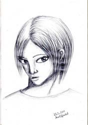 Akira by AnnElfwind