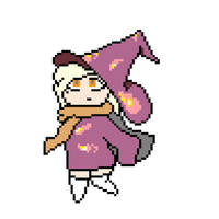 Inktober  : You lil witch