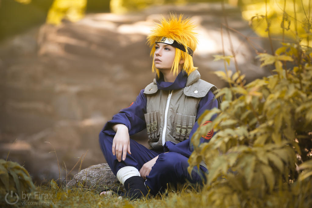 Naruto (Namikaze Minato) by Hary-kyn