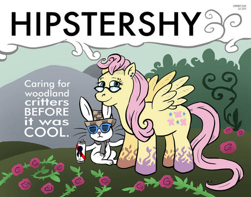 Hipstershy