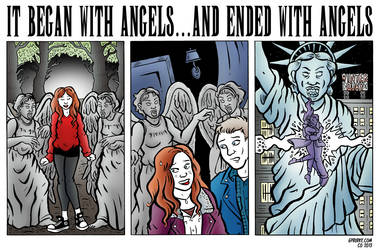 Amy and The Angels