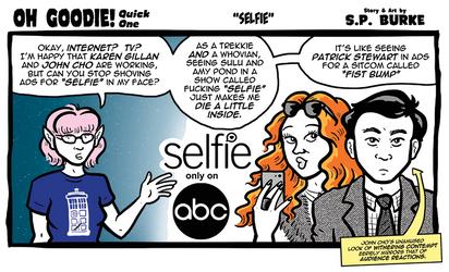 OG Quick One 15 - Selfie