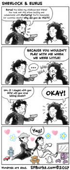 Sherlock and Eurus