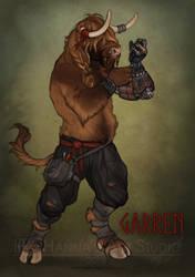 Garren - Character AUCTION! [OVER] by HannasArtStudio
